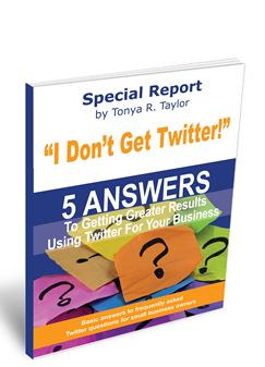 I Dont Get Twitter Frequently Asked Questions for Small Business Owners