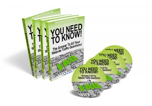 You Need To Know! All Your Website Traffic Questions