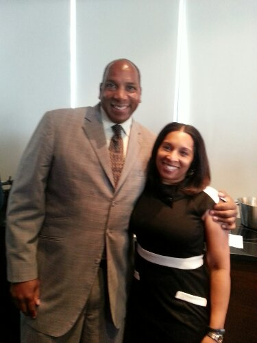 "more visibility marketing - Earl ""Butch"" Graves Jr and Tonya R. Taylor"