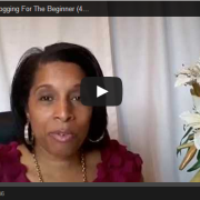 "FREE Training Video: ""Get Started Blogging"""