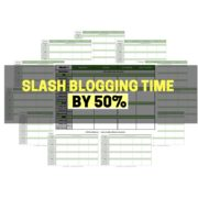 Slash Blogging Time by 50% With This Blog Editorial Calendar